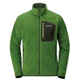 Fleece jacket | Outdoor clothes and gear rental