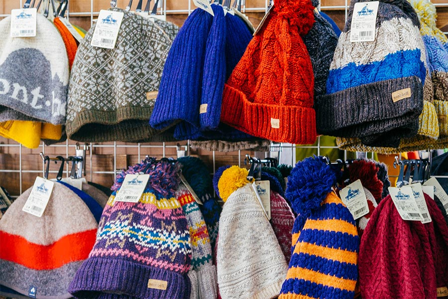 Knit hat | Sale