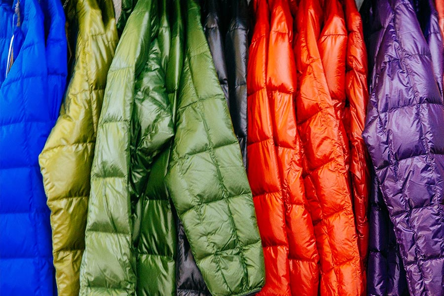 Down jacket | Sale