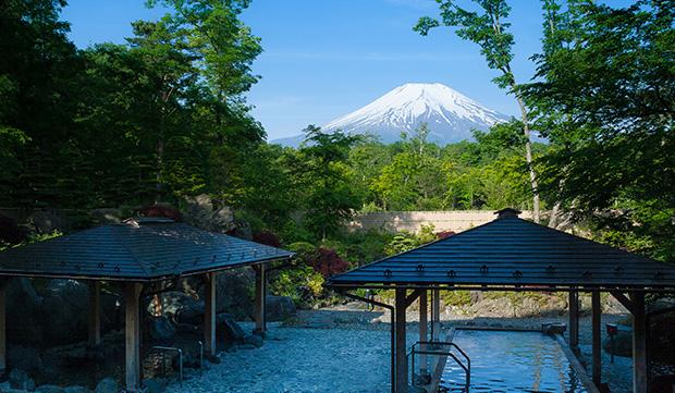 紅富士の湯紅富士の湯