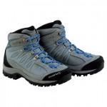 トレッキングシューズ(登山靴)の履き方と素材