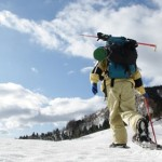 スノーハイクを楽しもう♪【スノーシューの歩き方】