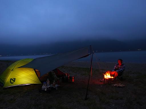 キャンプは、ときに人を哲学者にしてくれる。