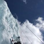 アイスクライミング初挑戦のレンタル体験レポート