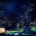 ◇青木湖キャンプ場 1月・寝袋を使用のレンタル体験ブログレポート◇