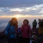 9月初旬★富士山登山★レンタル体験レポート