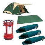 2015年09月上旬 水上のNew Acoustic Camp 2015 春・秋キャンプセット ご利用レポ…
