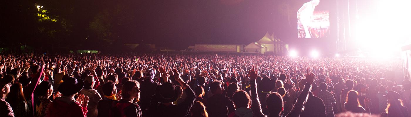 2015年07月下旬 FUJI ROCK FESTIVAL'15 ご利用レポート
