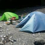 2017年6月上旬  奥多摩氷川キャンプ場レンタル体験ブログレポート