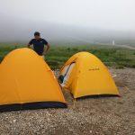 2016年7月中旬 白馬大池キャンプ場 ステラリッジ テント3型・UDD BAG380DX ご利用レポート