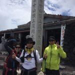 2017年7月下旬 富士山登山「[靴不要プラン]はじめての富士山登山セット(レディース)」ご利用体験レポート