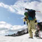 【初級冬山講座】バックカントリーザックの機能(スキー・スノーボード)