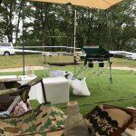 2017年9月中旬 水上町キャンプ ラウンドスクリーン2ルームハウス等 ご利用ブログ…
