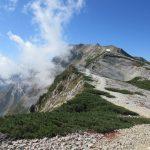 2017年9月下旬 白馬岳の稜線 エアライズ1・アトモス65 M ご利用レポート