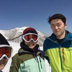 2018年3月下旬 北海道  ルスツリゾート 選べるスノーウェアセット(メンズ)・選べ…