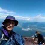 2017年8月下旬 富士登山 はじめての登山セット ライト(メンズ) ご利用ブログレ…