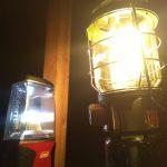 【夜キャンプ】Coleman2500ノーススターLPガスランタンで癒しと明るさを手に入れよう