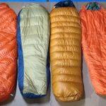 一番暖かい寝袋を調査!〔シュラフの保温性比較〕