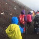 2018年8月中旬 富士登山 はじめての富士登山セット等 ご利用ブログレポート