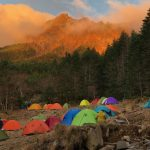 2018年10月上旬 赤岳 ステラリッジ テント1型 ご利用ブログレポート