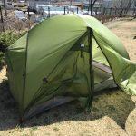 モンベル最新の山岳テント!ルナドーム 2型の設営方法と快適な訳を教えます