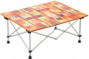 ナチュラルモザイクロールテーブル