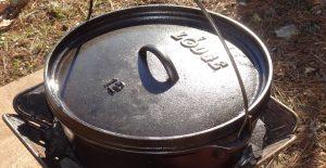 LODGE LOGIC 12インチキャンプオーブン