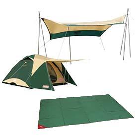 テント&タープセット