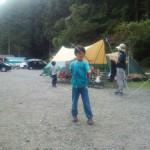東京都桧原村 神戸園キャンプ場でキャンプデビューをしたご家族のレンタルブログレ…