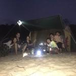 ◆「丹後半島」でのビーチキャンプ◆ レンタル体験レポート
