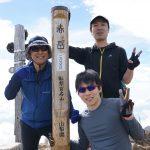 2018年9月下旬 八ヶ岳 登山 ストームクルーザー上下セットSIRD(メンズ) キトラ…
