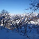 2019年2月上旬 白馬コルチナ 雪山アバランチセーフティギアセット はじめてのバッ…