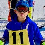 2019年3月下上旬 スキー教室(区主催) パウダーライトジャケット上下セット Kid's…