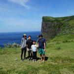 2019年8月中旬 西ノ島(隠岐の島)へのキャンプ ステラリッジ テント3型 ご利用ブ…