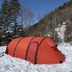 2020年2月下旬 八ヶ岳赤岳鉱泉 エア 630EX ご利用ブログレポート